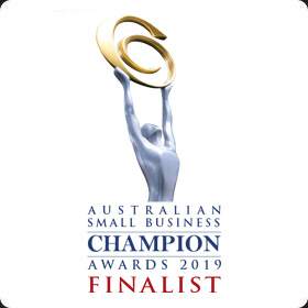 Australian Small Business Champion Awards 2019 Finalist